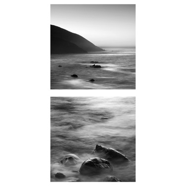 Lost Coast Diptych I