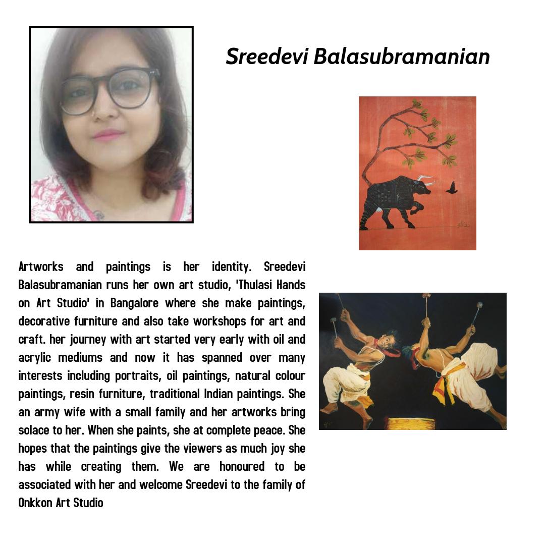 Sreedevi Balasubramanian