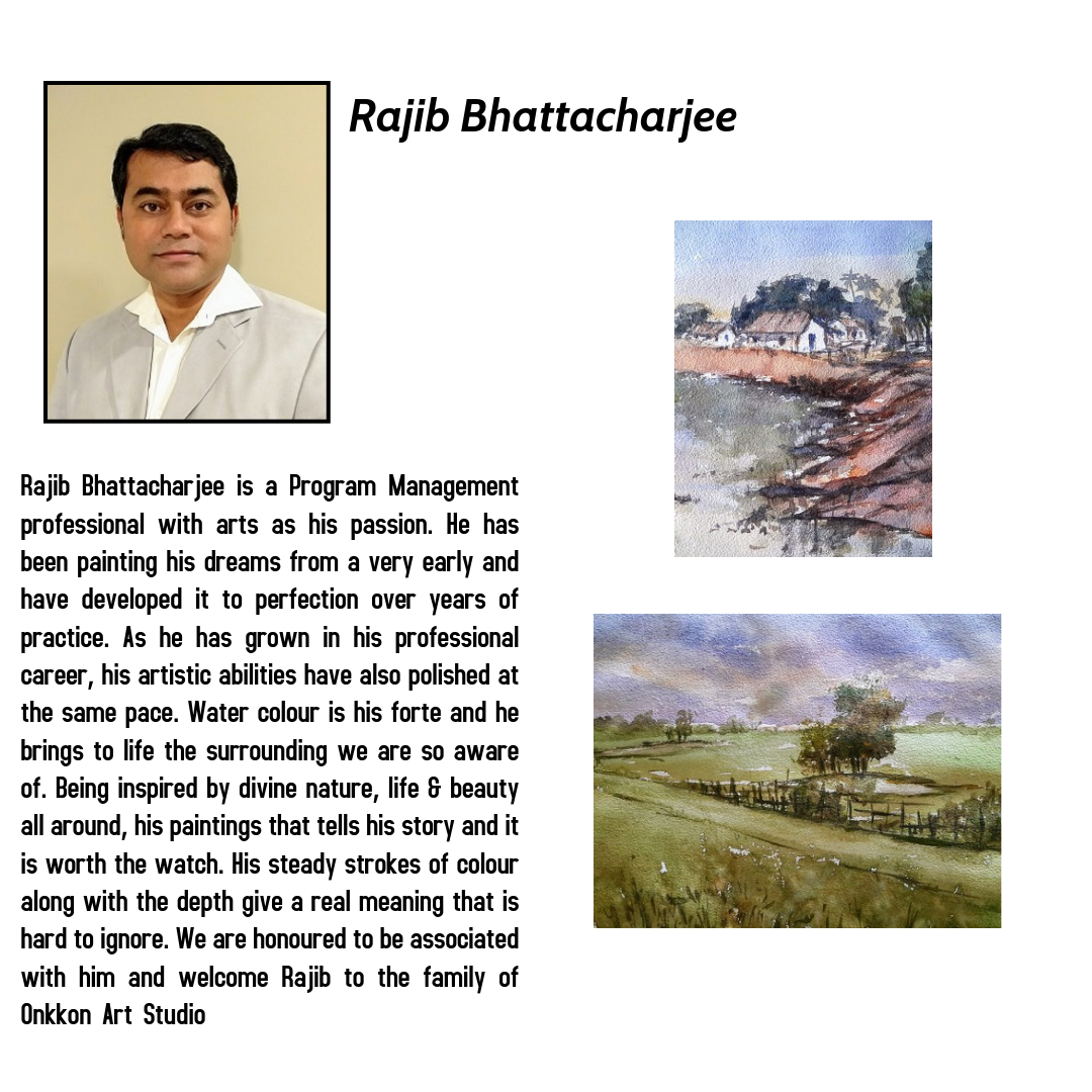 Rajib Bhattacharjee