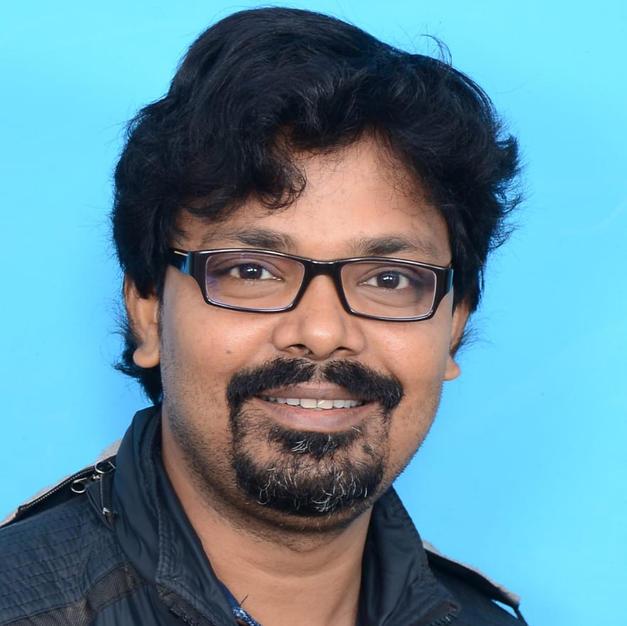Artist Ayan Das