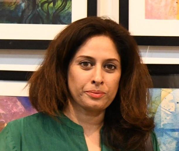 Artist Milna Sajee