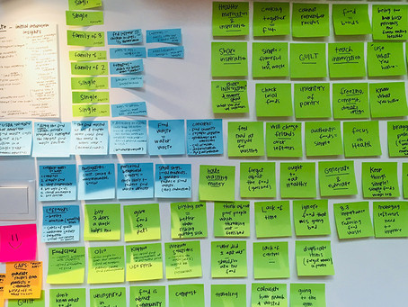 Want to come up with better ideas? Try brainstorming.