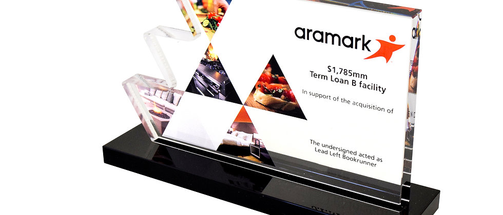 Aramark Avendra Financing