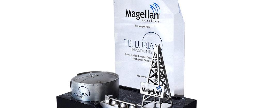 Magellan Tellurian Merger