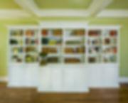 custom bookcases