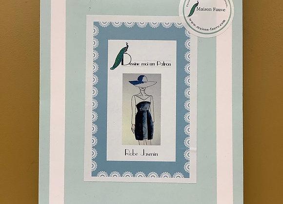 Robe Jasmin Maison Fauve