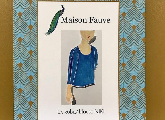 Blouse / Robe Niki Maison Fauve