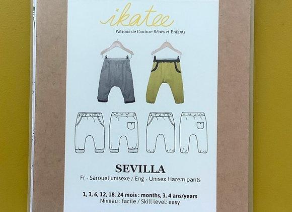 Sevilla Ikatee