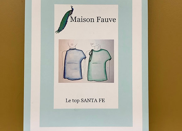 Top Santa Fe Maison Fauve