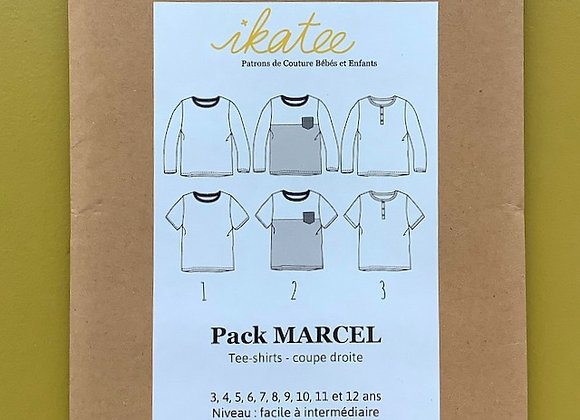 Pack Marcel Ikatee