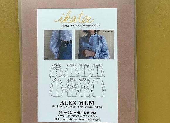 Alex Mum Ikatee