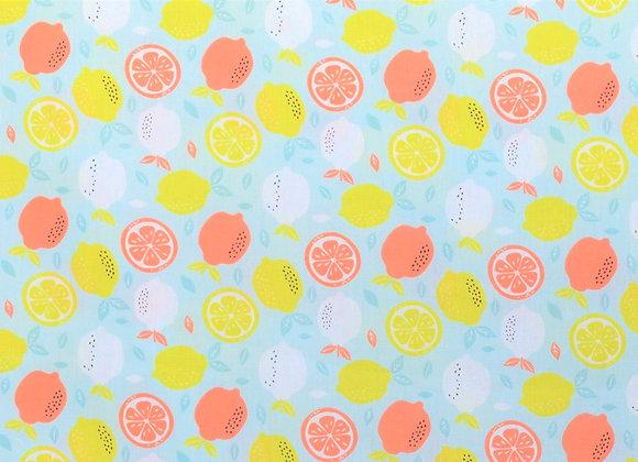 """Coton """"Citrons"""""""