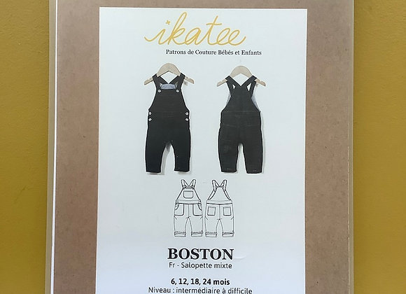 Boston Ikatee