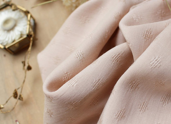 "Viscose ""Diamond Blush"" Atelier Brunette"