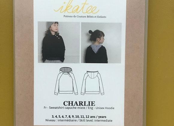 Charlie Ikatee