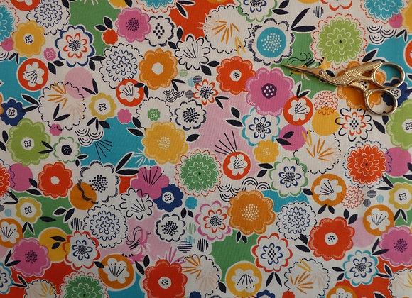 Coton fleuri Silky Road Dashwood Studio