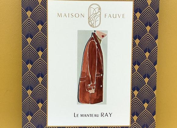 Manteau Ray Maison Fauve