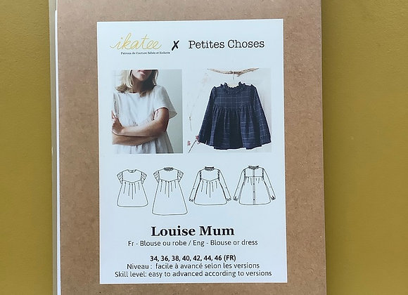Louise Mum Ikatee