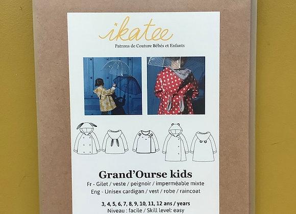 Grand'ourse Kids Ikatee