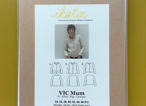 Vic Mum Ikatee