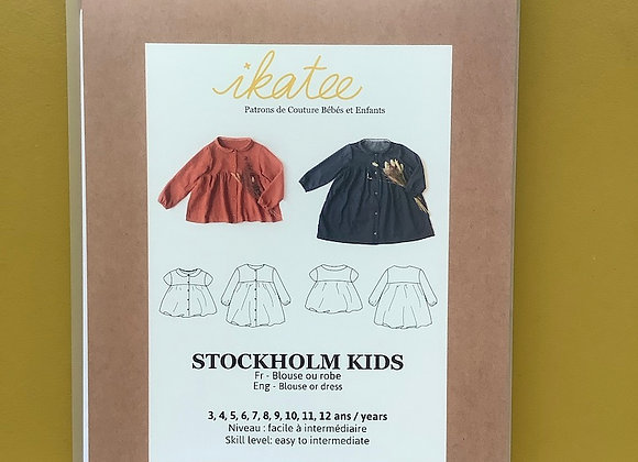 Stockholm Kids Ikatee