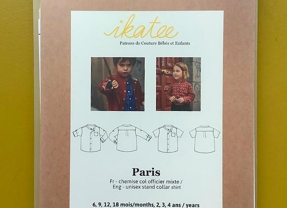 Paris Ikatee