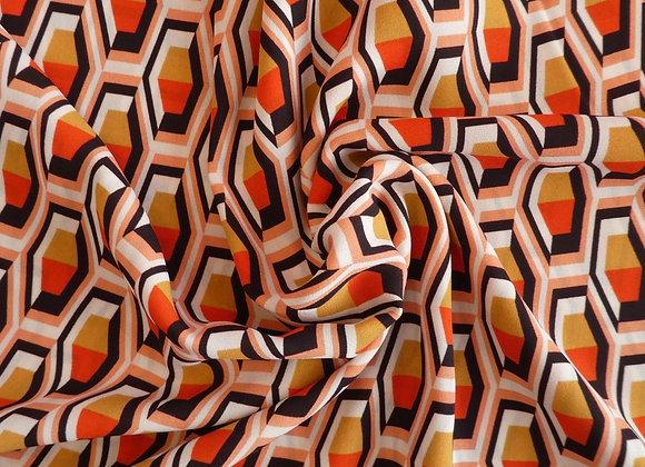 Polyester motifs graphiques