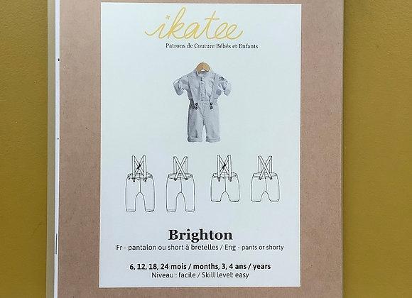 Brighton Ikatee