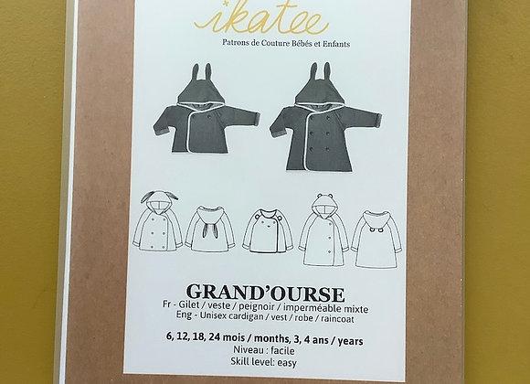 Grand'ourse Ikatee