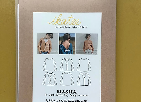 Masha Ikatee