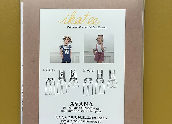 Avana Ikatee