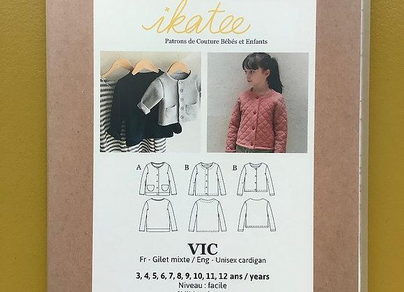Vic Ikatee