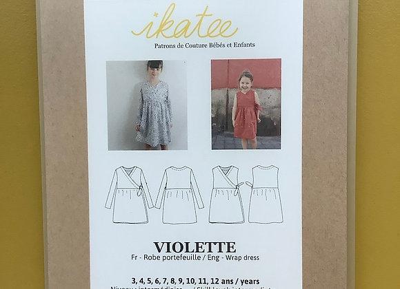 Violette Ikatee