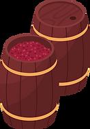 Fûts vin rosé des riceys