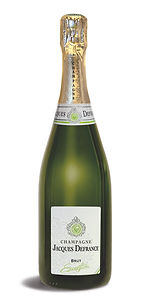 Champagne Exception Jacques Defrance