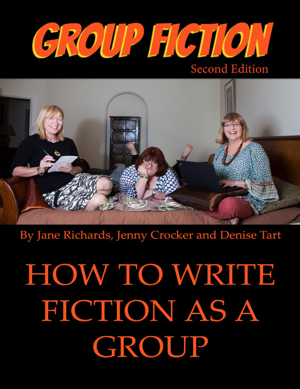 Group Fiction launches second edition 'How to Write Fiction as a Group' eBook