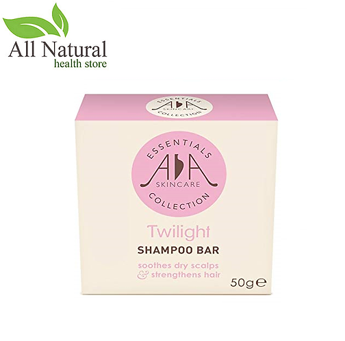 Amphora Twilight Shampoo Bar 50g Soothes dry scalps and strengthens hair