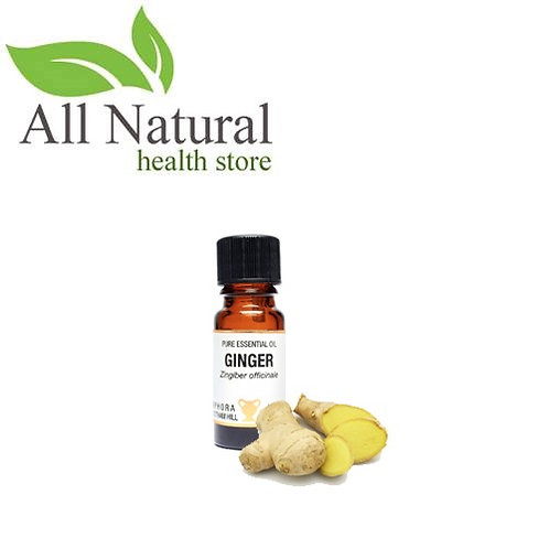 AMPHORA AROMATIC GINGER ESSENTIAL OIL10ml
