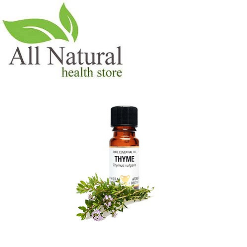 AMPHORA AROMATIC THYME ESSENTIAL OIL10ml