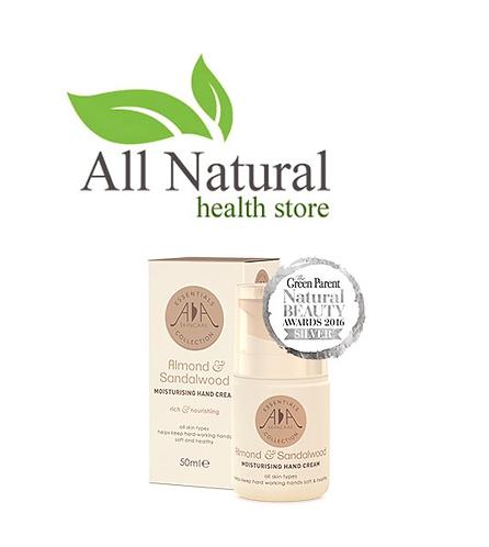 AA Skincare Almond & Sandalwood Hand cream 50ml
