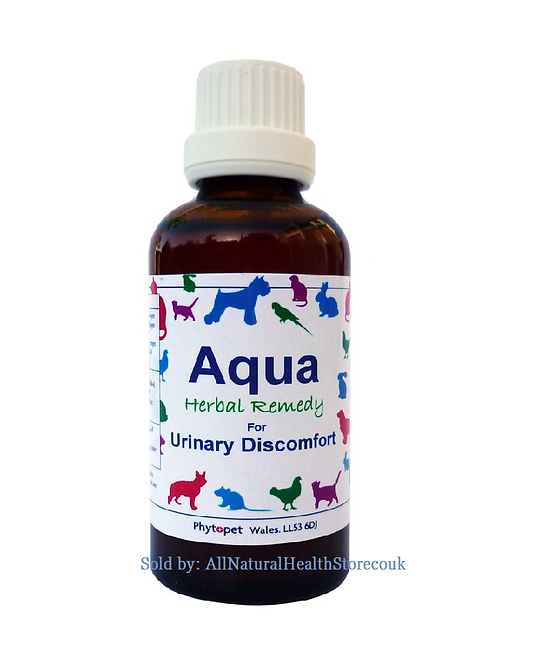 Phytopet Aqua urinary tract, dog,cat,rabbits add to Water/Food
