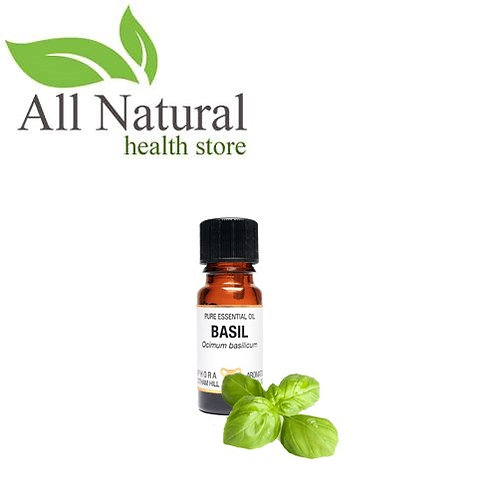 AMPHORA AROMATIC BASIL ESSENTIAL OIL10ml