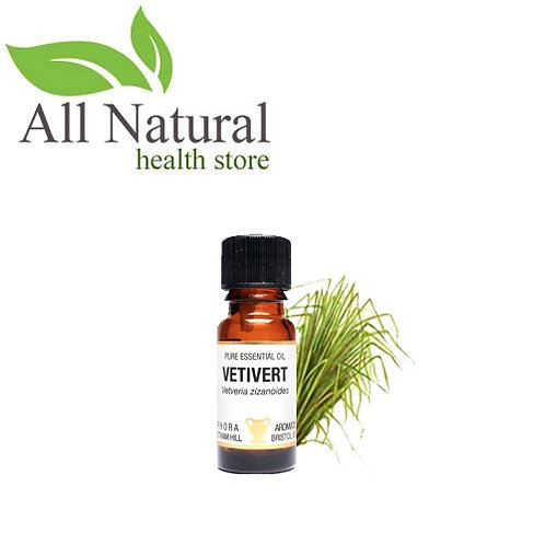 AMPHORA AROMATIC VETIVERT ESSENTIAL OIL10ml