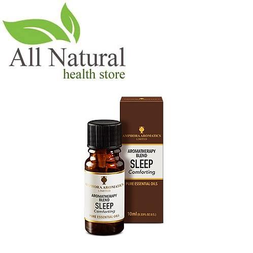 Amphora Aromatics Aromatherapy Blend SLEEP Comforting 10ml Essential Oils