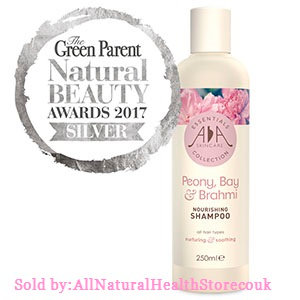 AA Skincare Peony, Bay, Brahmi Nourishing Shampoo 250ml