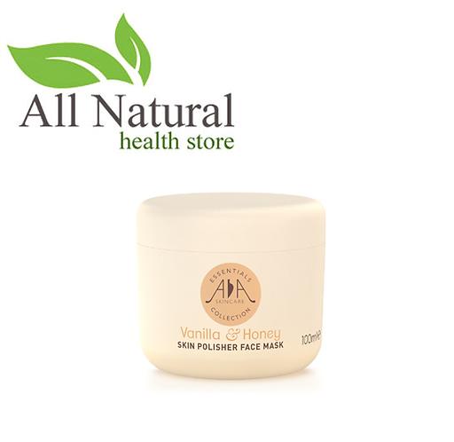 Amphora Aromatics Vanilla & Honey Skin Polish Clay Face Mask 100ml