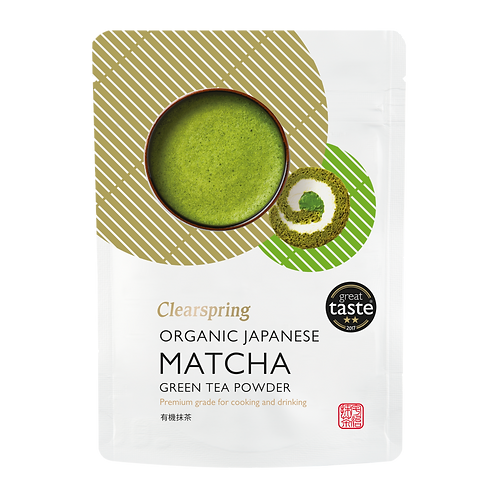 Organic premium grade green tea matcha available in New Zealand