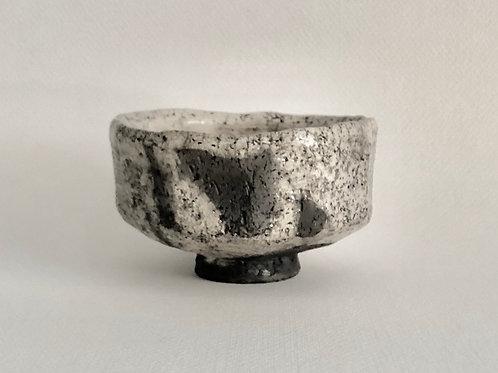 Ceramic raku bowl for matcha New Zealand
