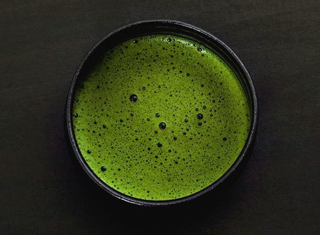 Japanese matcha tea: power and calm in everything you do