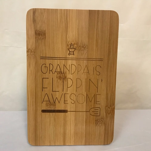 Cutting BoardBamboo - Grandpa
